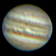 Jupiter and Europa - June 2006 - Solar Worlds